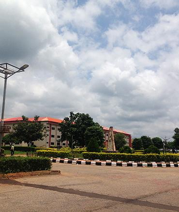 Ekiti State University Admin